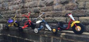 Trike line up